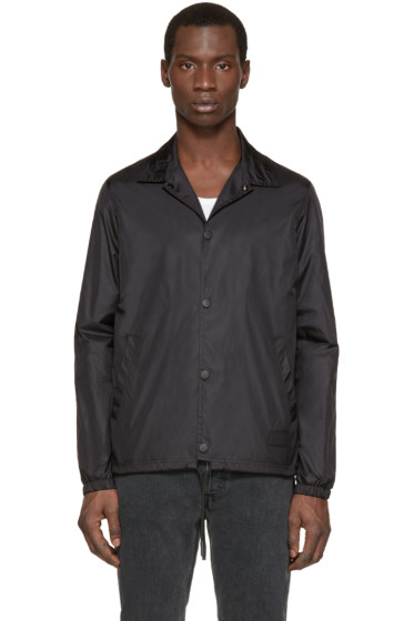 Acne Studios - Black Tony Face Jacket