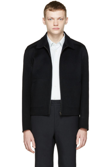 Acne Studios - Navy Wool Mooi Jacket