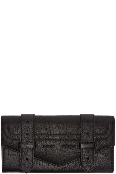 Proenza Schouler - Black PS1 Continental Wallet