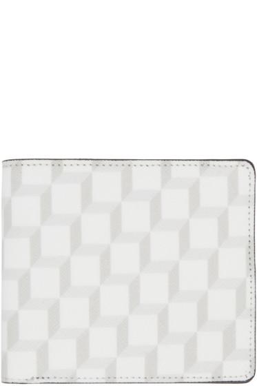 Pierre Hardy - White Cube Wallet