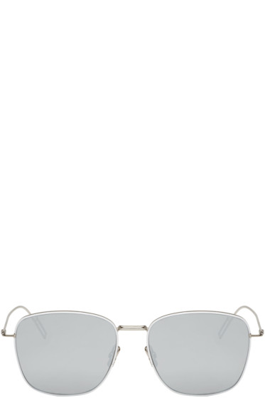 Dior Homme - Silver Composit 1.1 Sunglasses