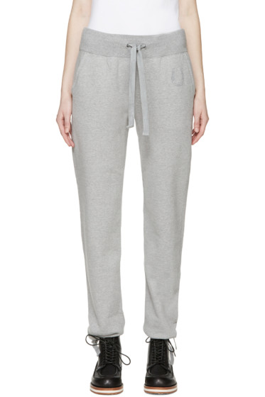 Visvim - Grey College Vintage Lounge Pants