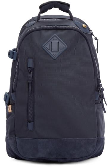 Visvim - Navy Ballistic 20L Backpack