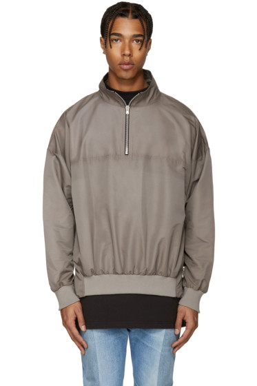 Fear of God - Grey Track Jacket