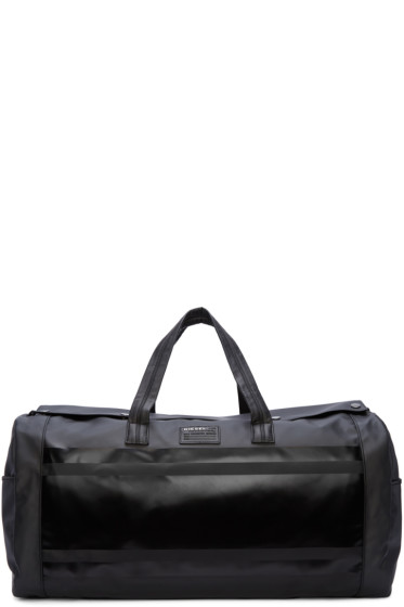 Diesel - Black Iron Duffle Bag