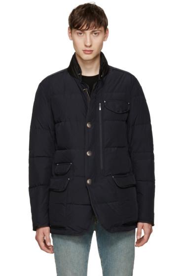 Parajumpers - Black Down Blazer Jacket