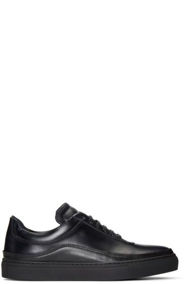 Public School - Navy Braeburn Sneakers