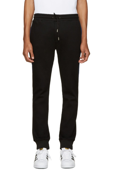 Diesel Black Gold - Black Stripe Lounge Pants
