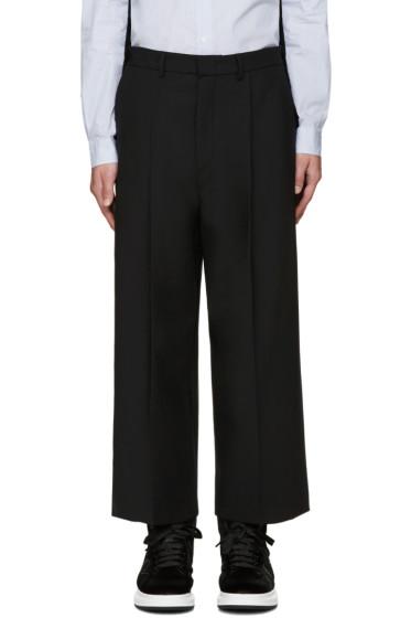 McQ Alexander Mcqueen - Black Smith Trousers