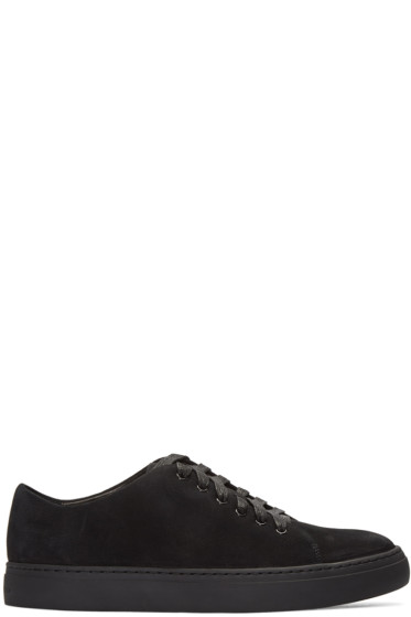 Tiger of Sweden - Black Yngve Sneakers
