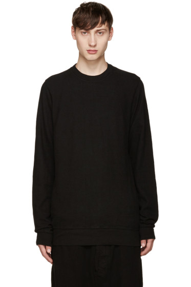 Rick Owens Drkshdw - Black Regular Sweatshirt