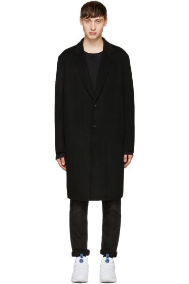 Acne Studios - Black Charles Coat