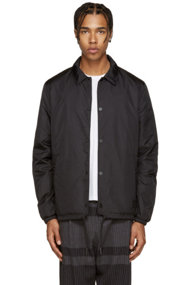 Acne Studios - Black Insulated Tony Face Jacket