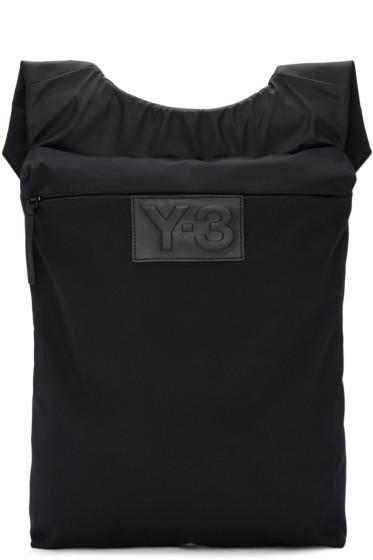Y-3 - Black Qasa Vest Backpack