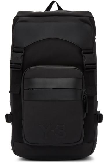 Y-3 - Black Ultra Backpack