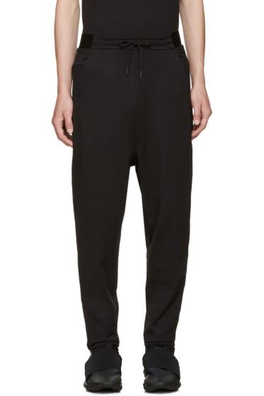 Y-3 - Black 3S FT Lounge Pants