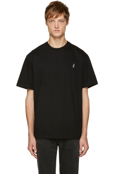 Alexander Wang - Black Dollar Sign T-Shirt