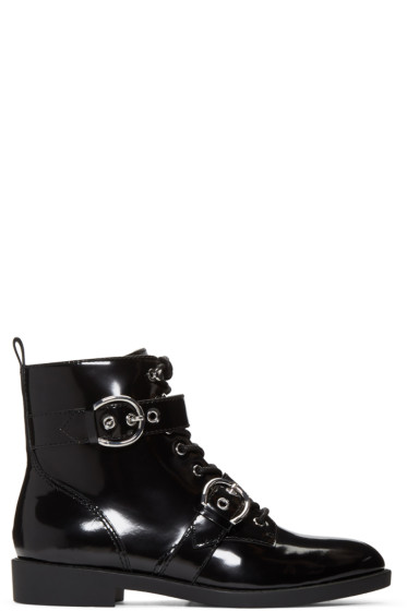 Marc Jacobs - Black Taylor Boots
