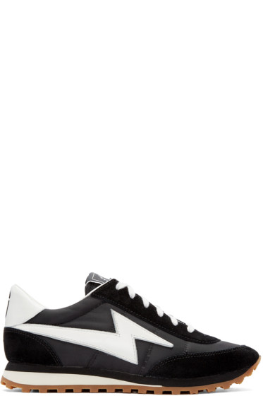 Marc Jacobs - Black Astor Jogger Sneakers