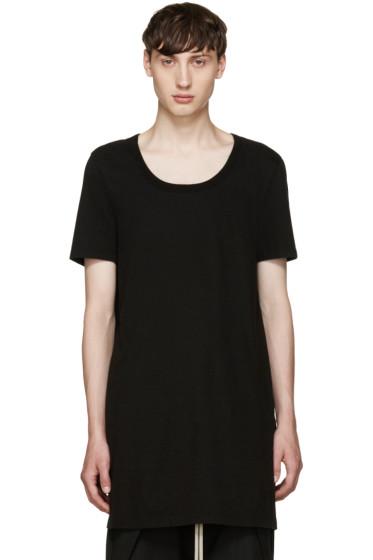 Rick Owens - Black Mastadon T-Shirt