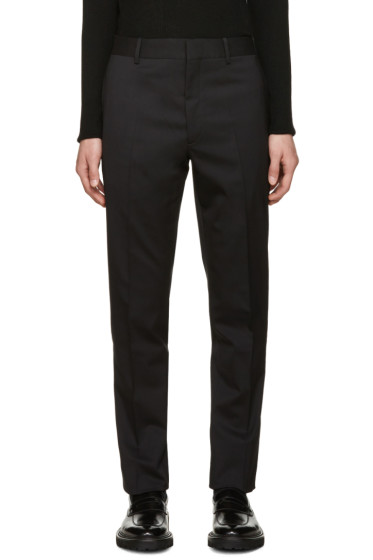 Jil Sander - Black Luka Trousers
