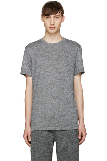 A.P.C. x Outdoor Voices - Grey Speckled T-Shirt