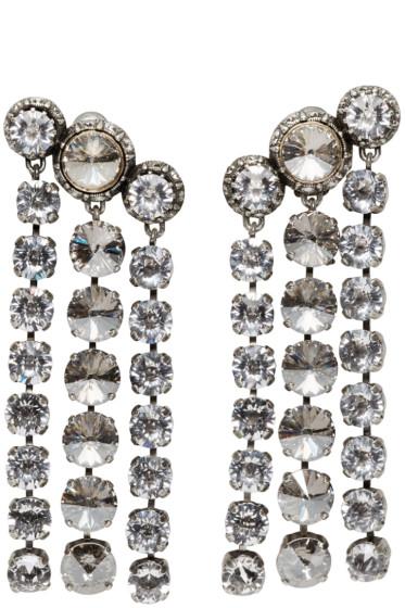 Lanvin - Crystal Drop Earrings