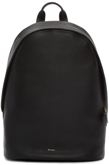 Paul Smith - Black City Webbing Backpack
