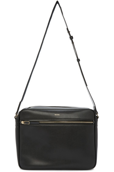 Paul Smith - Black Messenger Bag