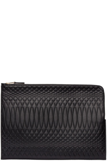Paul Smith - Black No 9 Document Holder
