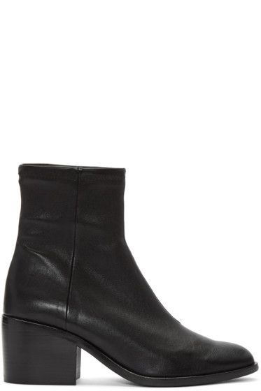 Opening Ceremony - Black Liv Boots