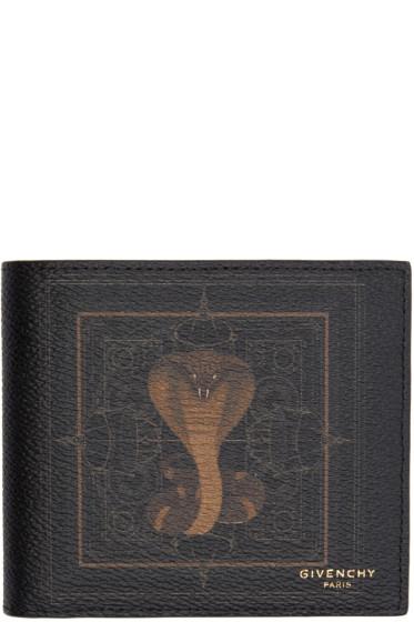 Givenchy - Black Cobra Wallet