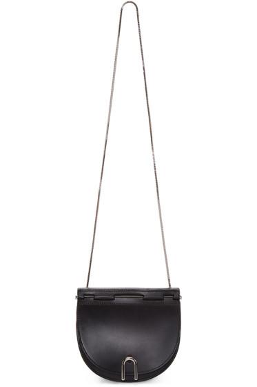 3.1 Phillip Lim - Black Hana Saddle Bag