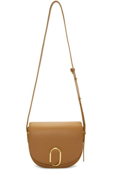3.1 Phillip Lim - Tan Alix Saddle Bag