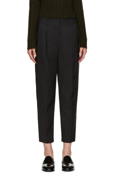3.1 Phillip Lim - Black Carrot Trousers
