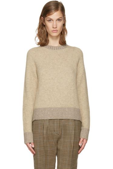 3.1 Phillip Lim - Beige Cocoon Sweater