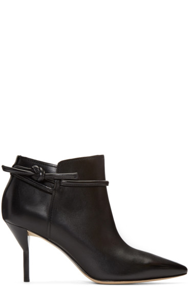 3.1 Phillip Lim - Black Martini Boots