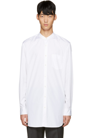 3.1 Phillip Lim - White Poplin Tunic