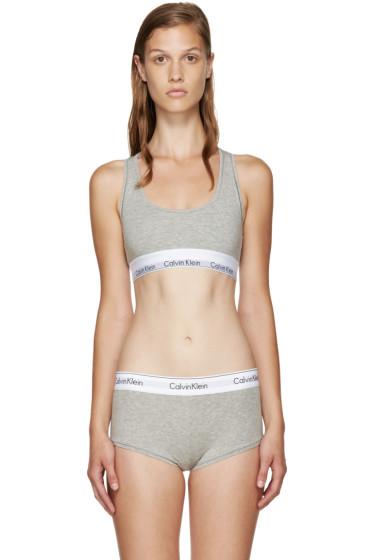 Calvin Klein Underwear - Grey Modern Bralette