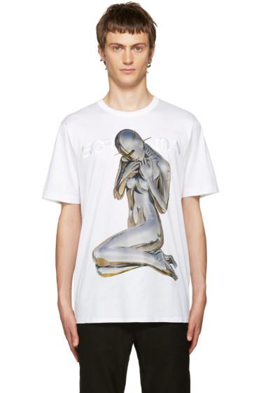 Juun.J - White Sorayama T-Shirt