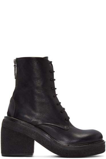 Marsèll - Black Parrotta Boots