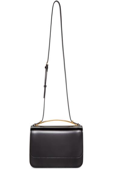 Marni - Black Sculpture Shoulder Bag