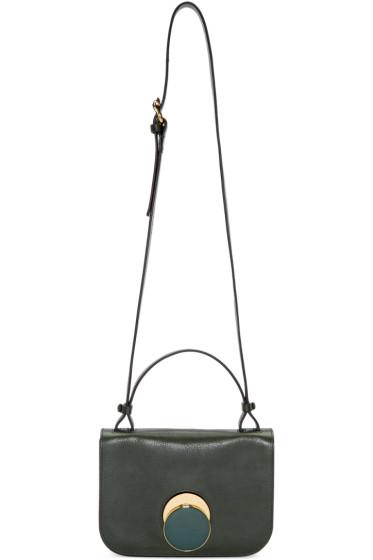Marni - Green Pois Shoulder Bag