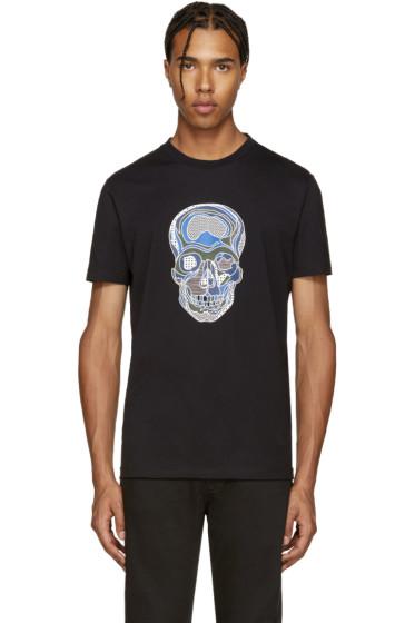 Markus Lupfer - Black Skull T-Shirt