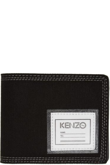 Kenzo - Black ID Wallet