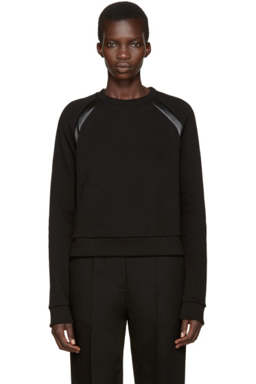 Versus - Black Safety Pin Sweatshirt