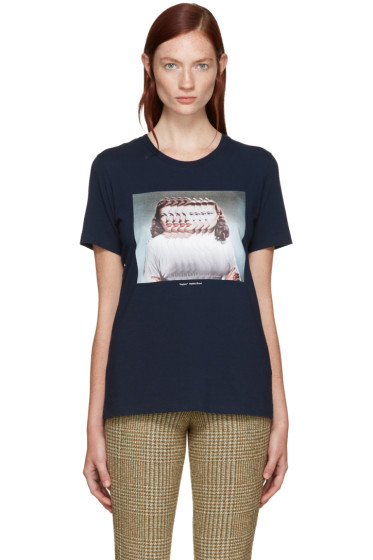 Undercover - Navy Duplicity T-Shirt