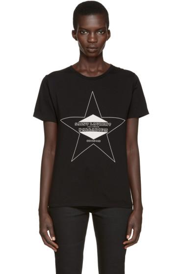 Saint Laurent - Black Palladium T-Shirt