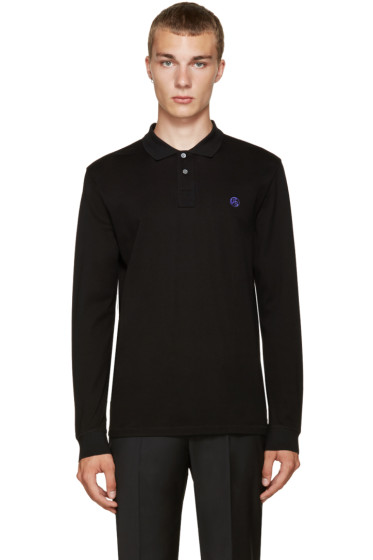 PS by Paul Smith - Black Logo Polo