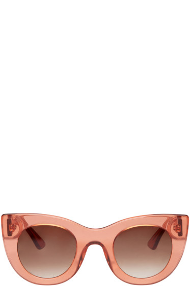 Thierry Lasry - Pink Orgasmy Cat-Eye Sunglasses